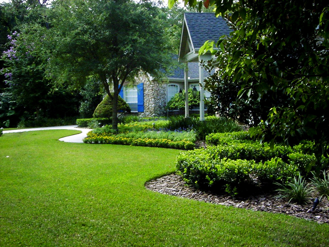 All terrain lawn service all terrain lawn service for Landscaping services
